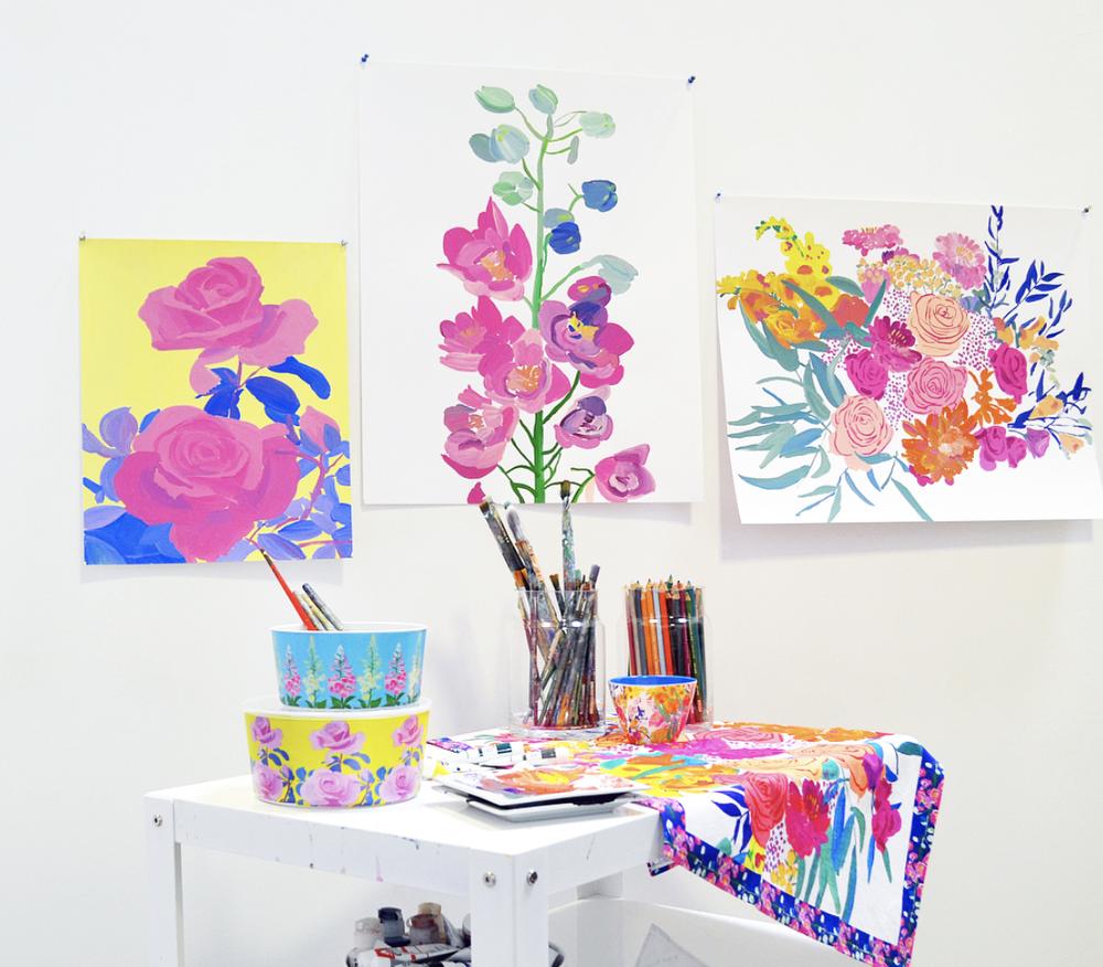 Paint and petals Creativity Circle.png