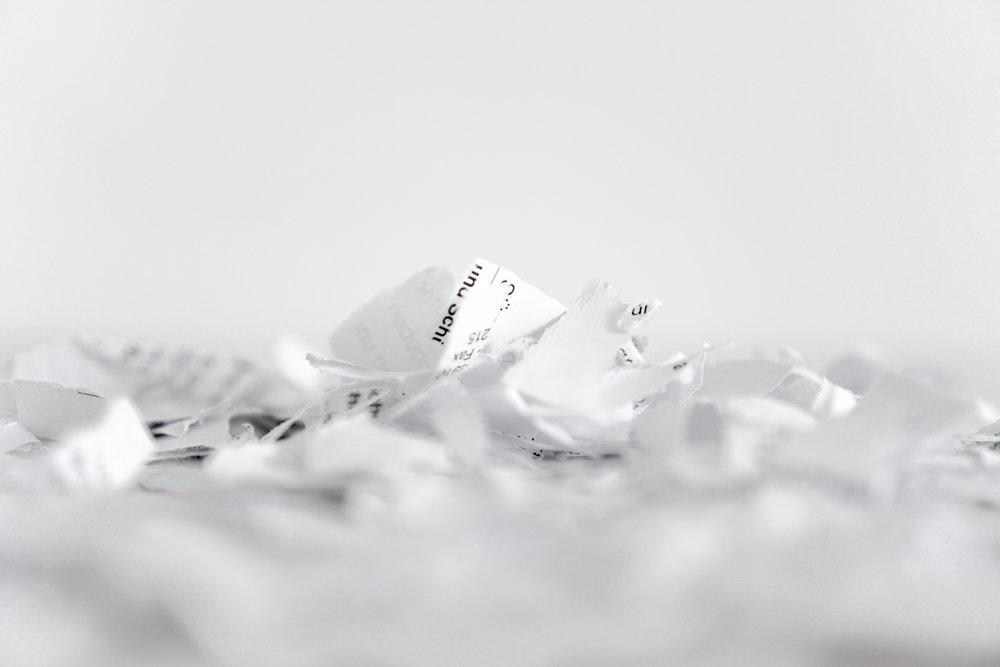 Paper, Shredder, Flakes, Recycling, Cut, Shredded Paper.jpg