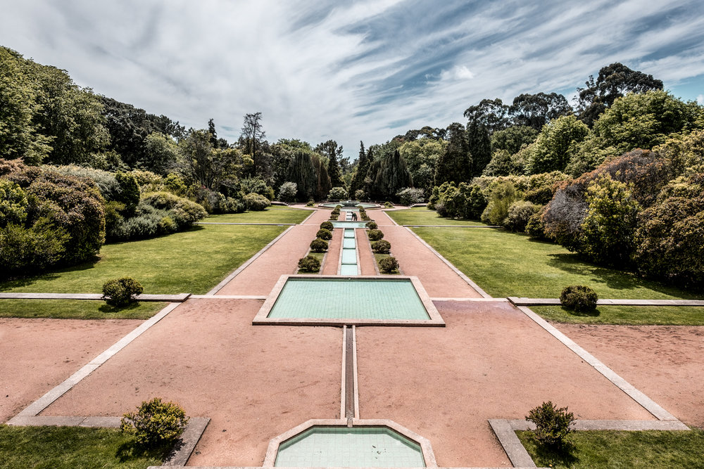 Serralves cultural institution - Porto
