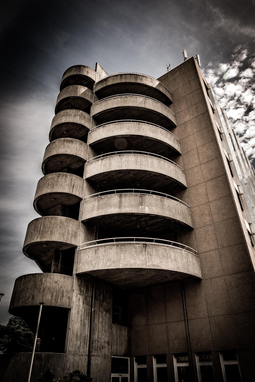 Porto Hospital Building
