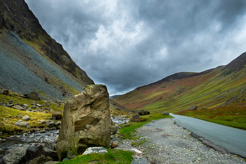 Honister Pass - Cumbria