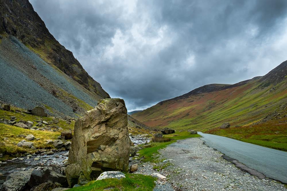 Honister Pass - Cumbria