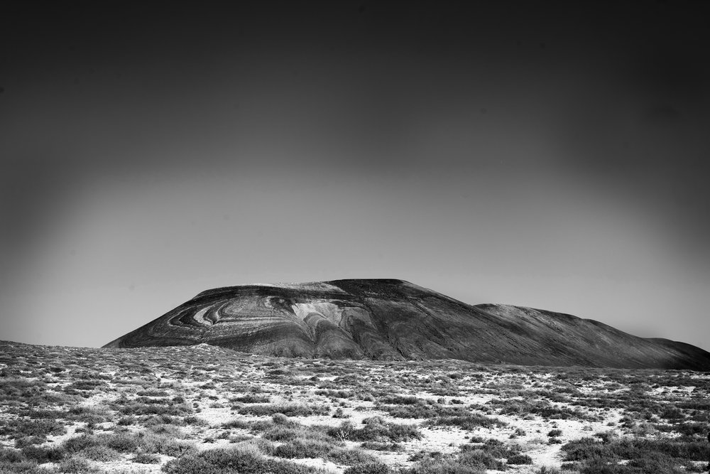 Extinct Volcano - La Graciosa