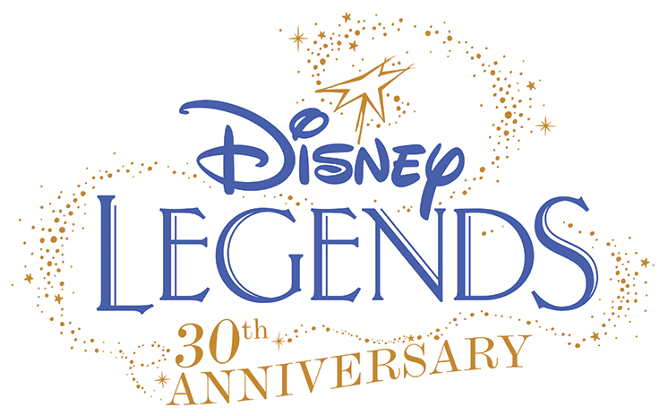 Disney Legends 30th Anniversary Logo