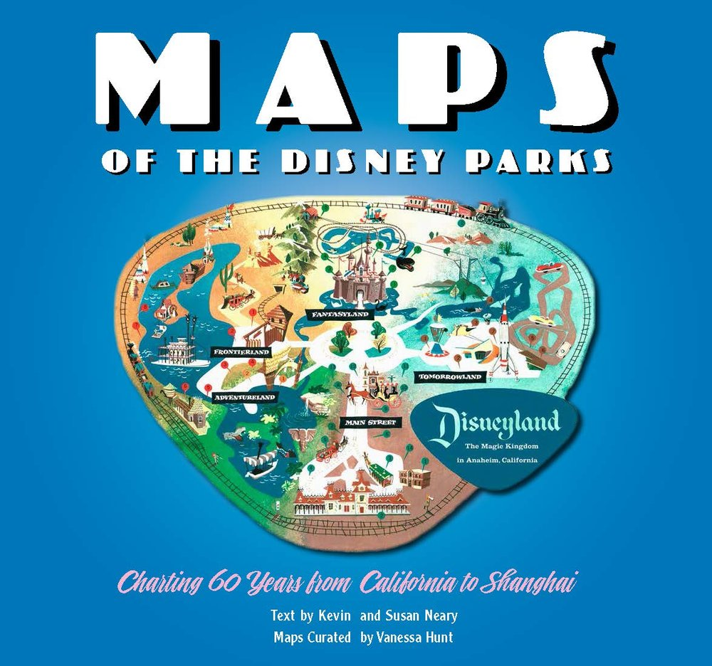 Maps of Disney Parks Charting 60 Years from California to Shanghai.jpg