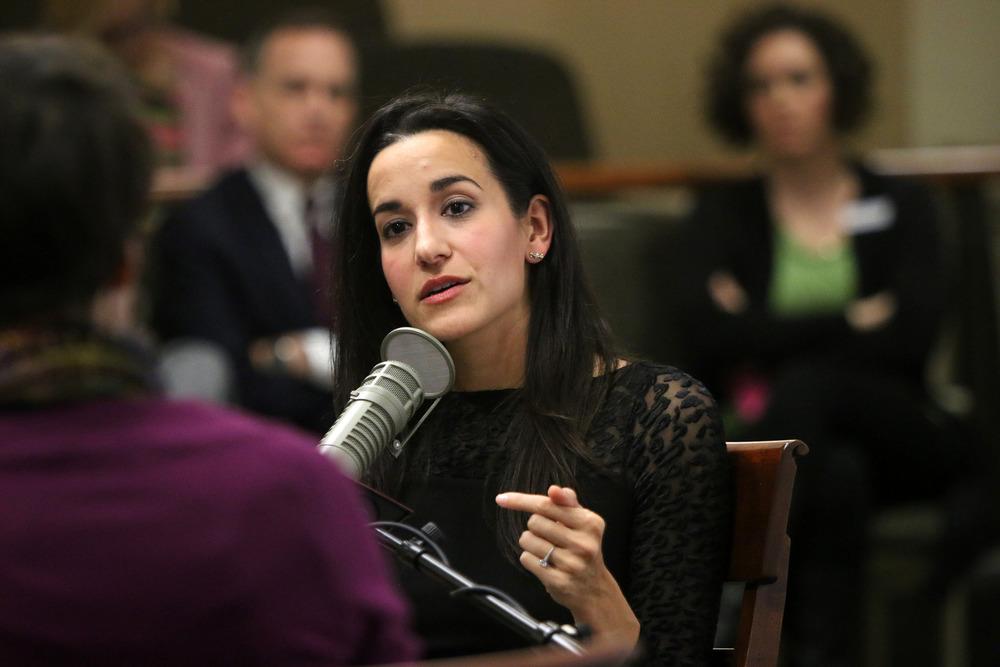 Laura Knoy interviews congressional candidate Marilinda Garcia, 2014