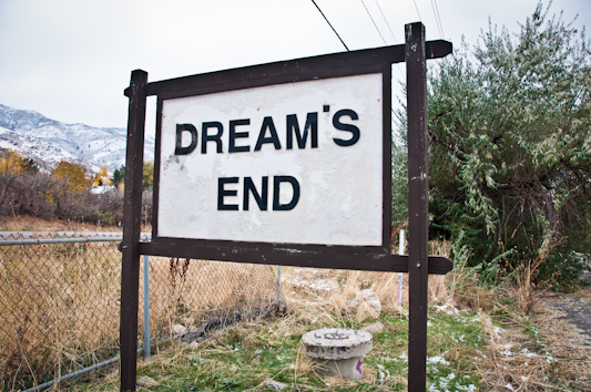 All dreams must end?