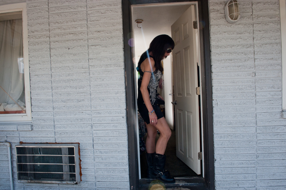 """""""We have to get out of this motel, and we have to get off heroin. If we don't get off the black now, we're fucked. We're fucked as it is."""" - Candyss"""