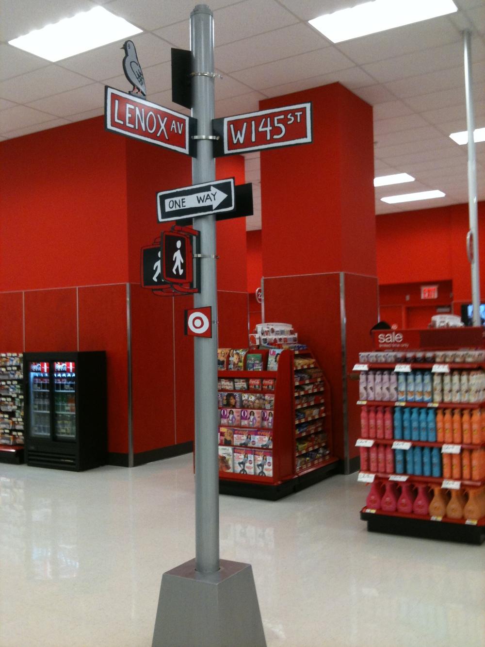 Target Harlem, grand opening