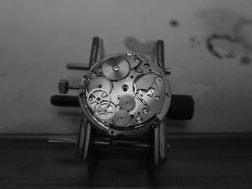 Mechenical-Self-Winding-Watch-Repair