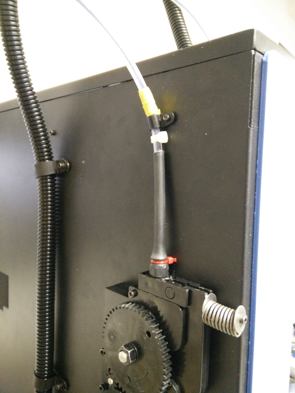 Bowden connector fix