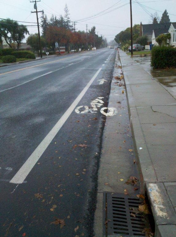 bad bike lane