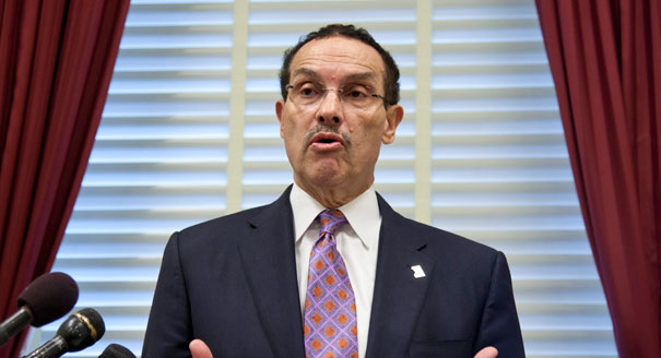 Washington, DC Mayor Vincent Gray recently vetoed a bill aimed at Walmart.