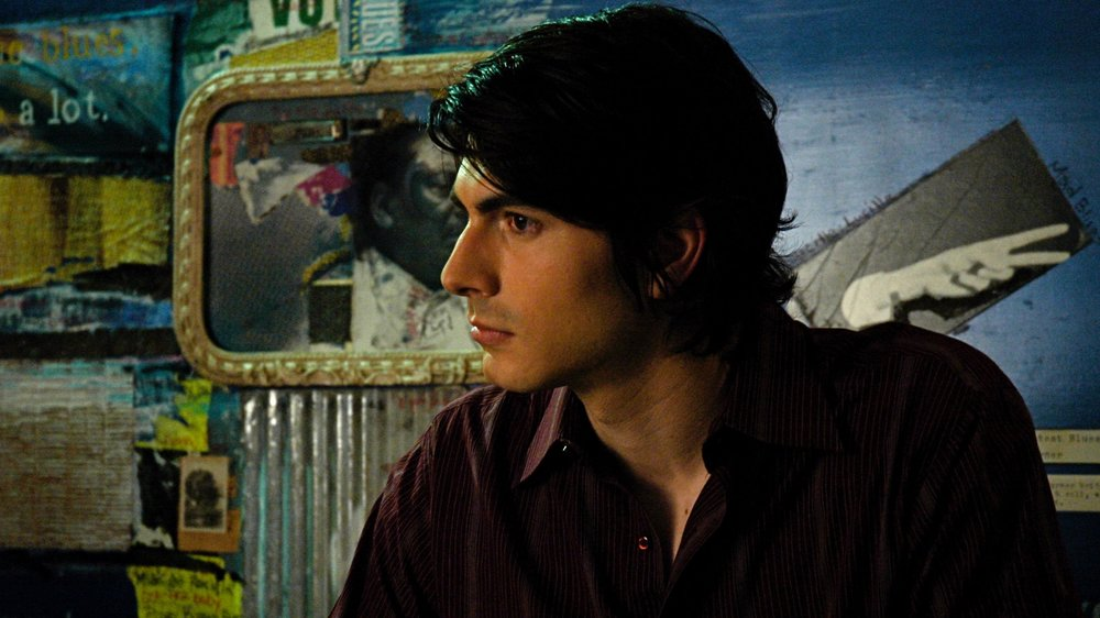 "Brandon Routh as ""James"""