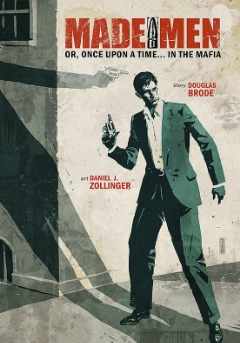 "I am illustrating the Douglas Brode written graphic novel, ""MADE MEN- or once upon a time...in the mafia"". Friend and gifted artist,  Anthony Freda  is co-producing the book. The book is targeted to be out 2017. Please visit the ""MADE MEN"" blog  here  to see ""sneak-peek""samples from the book!"
