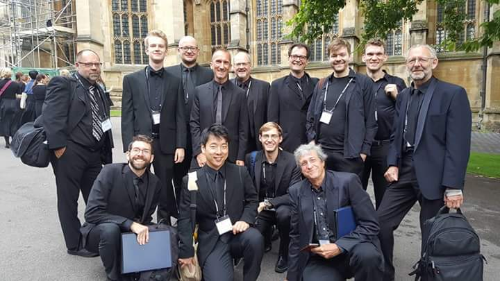 All Bass II - Photo By Andrea Theobald (St. George's Chaple, Windsor Castle)