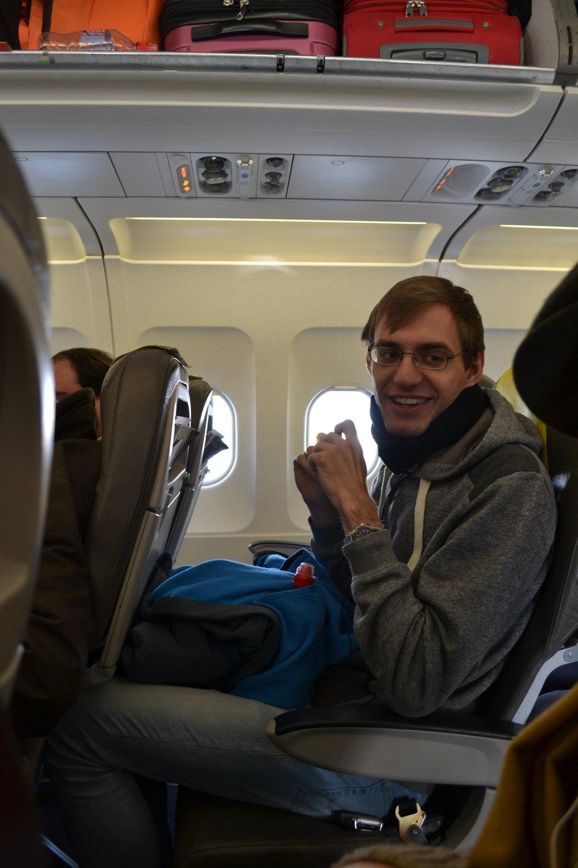 Beinfreiheit bei Vueling | Comfort