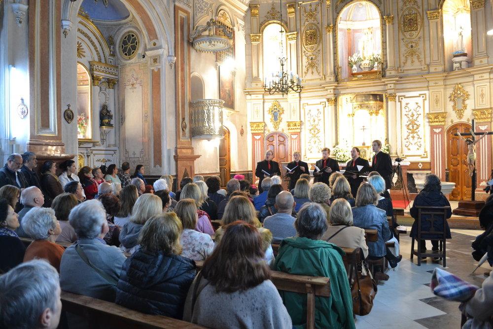Iglesia de la Merced Málaga