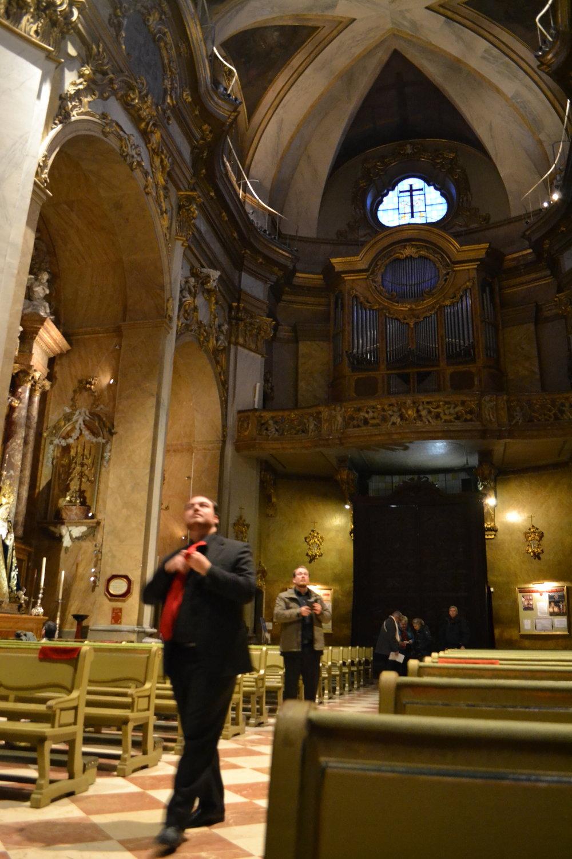 Basilica San Miguel Madrid