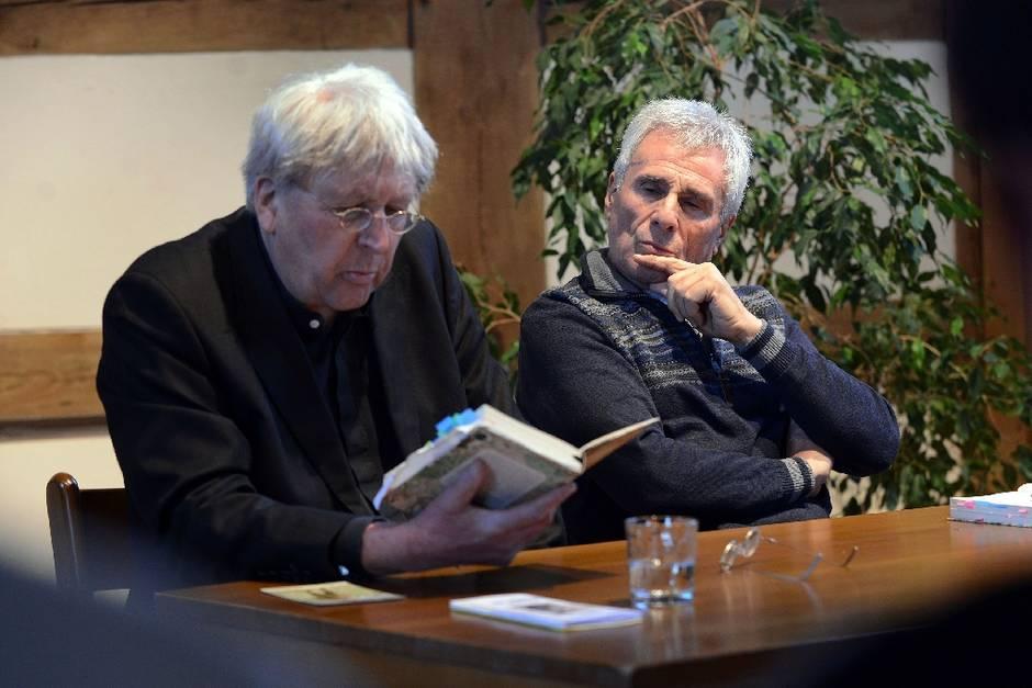 Eberhard Görner, Gojko Mitic / MOZ.de