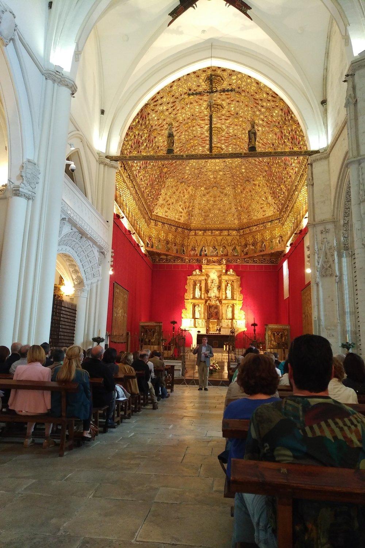 Monasterio de Santa Clara Tordesillas