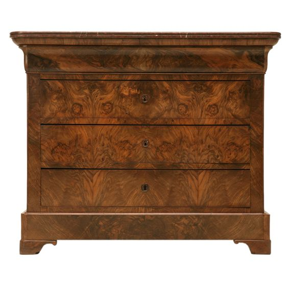 french louis philippe commode found at  1stdibs , however no longer available