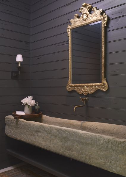 Black Shiplap The Berkshire House