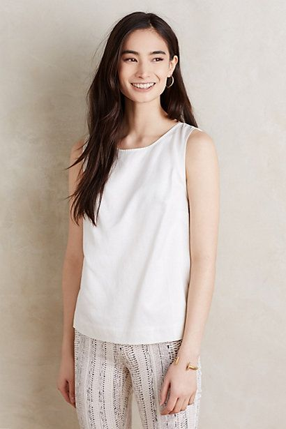 Will look amazing with the vest or worn by itself, via  anthropologie