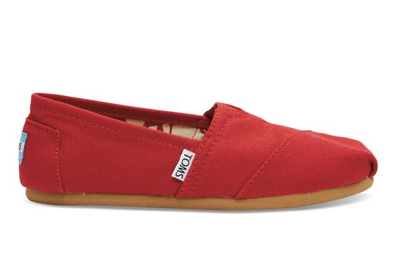 a classic  toms  shoe but perfect for summer.  And they're just so comfy