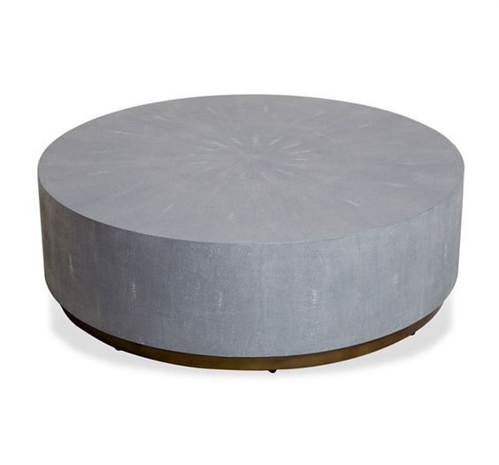 who doesn't love a round cocktail  table ?