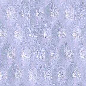 A non traditional faux shagreen pattern