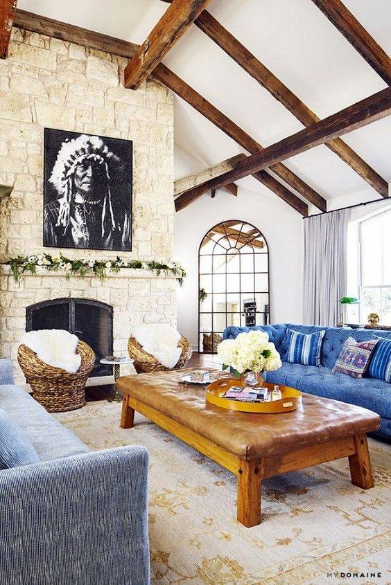 You gotta check out the rest of actress Brooklyn Decker's home  here