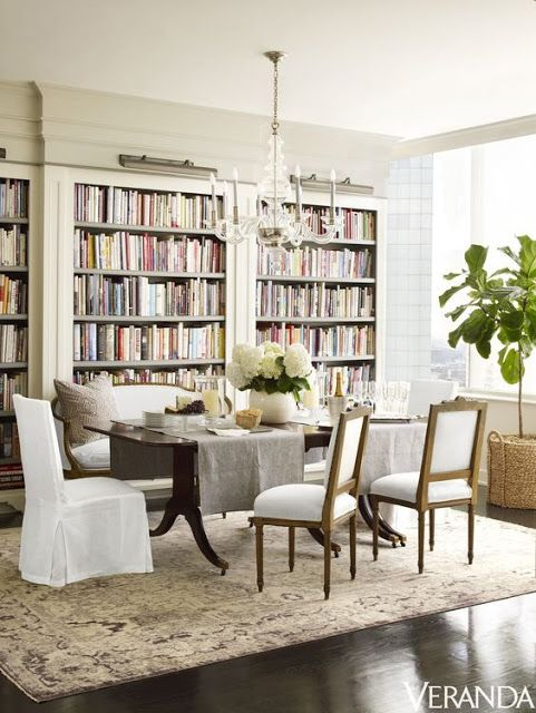 "A formal dining room doesn't have to be ""fussy"""