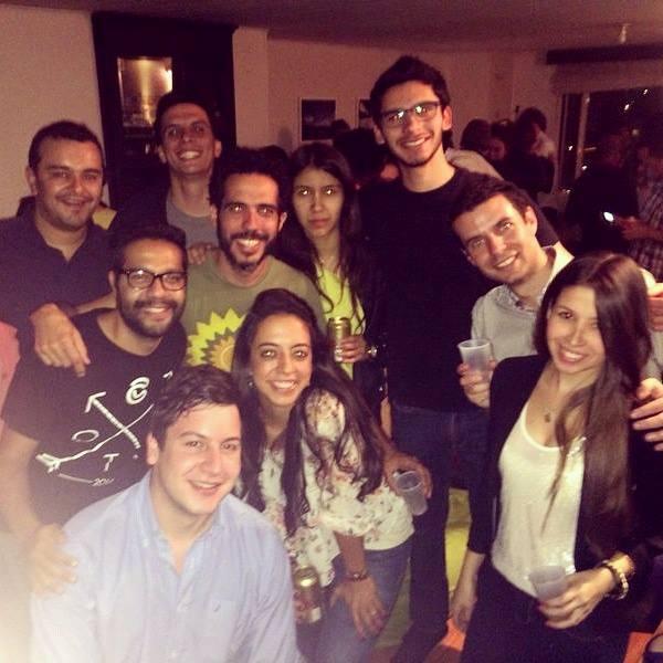 Bunny Inc Bogota team 2