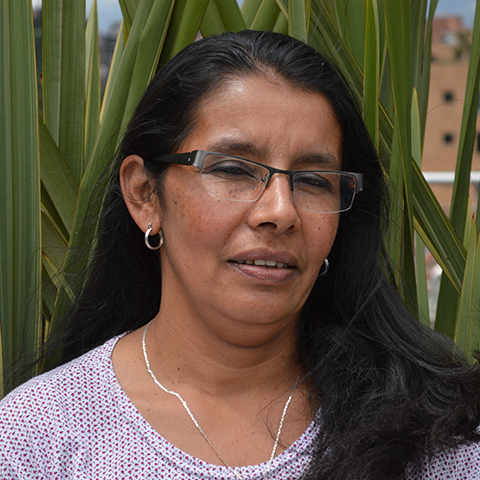 Anita Mendieta Bogotá Logistics Coordinator