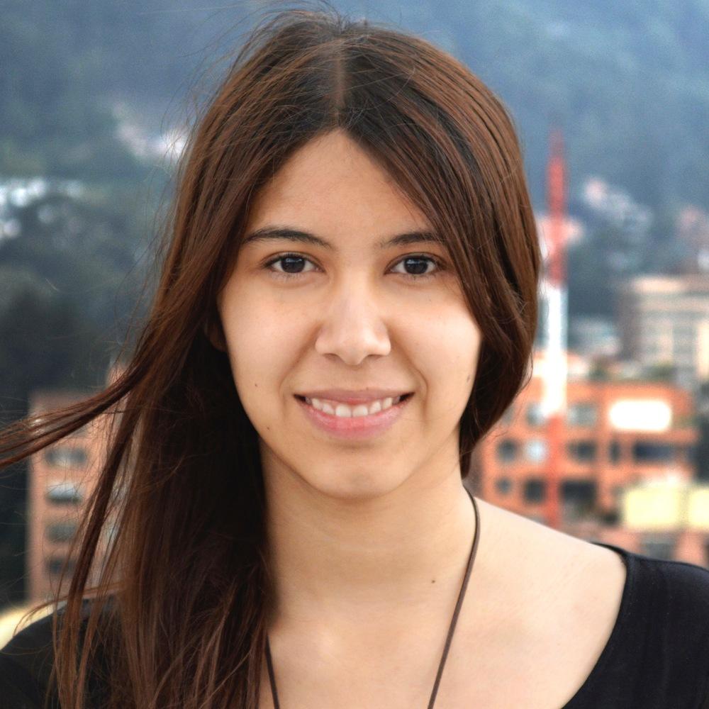 Melissa Gaviria   UX Researcher and Tester, Voice123  bio.torre.co/melissagaviria
