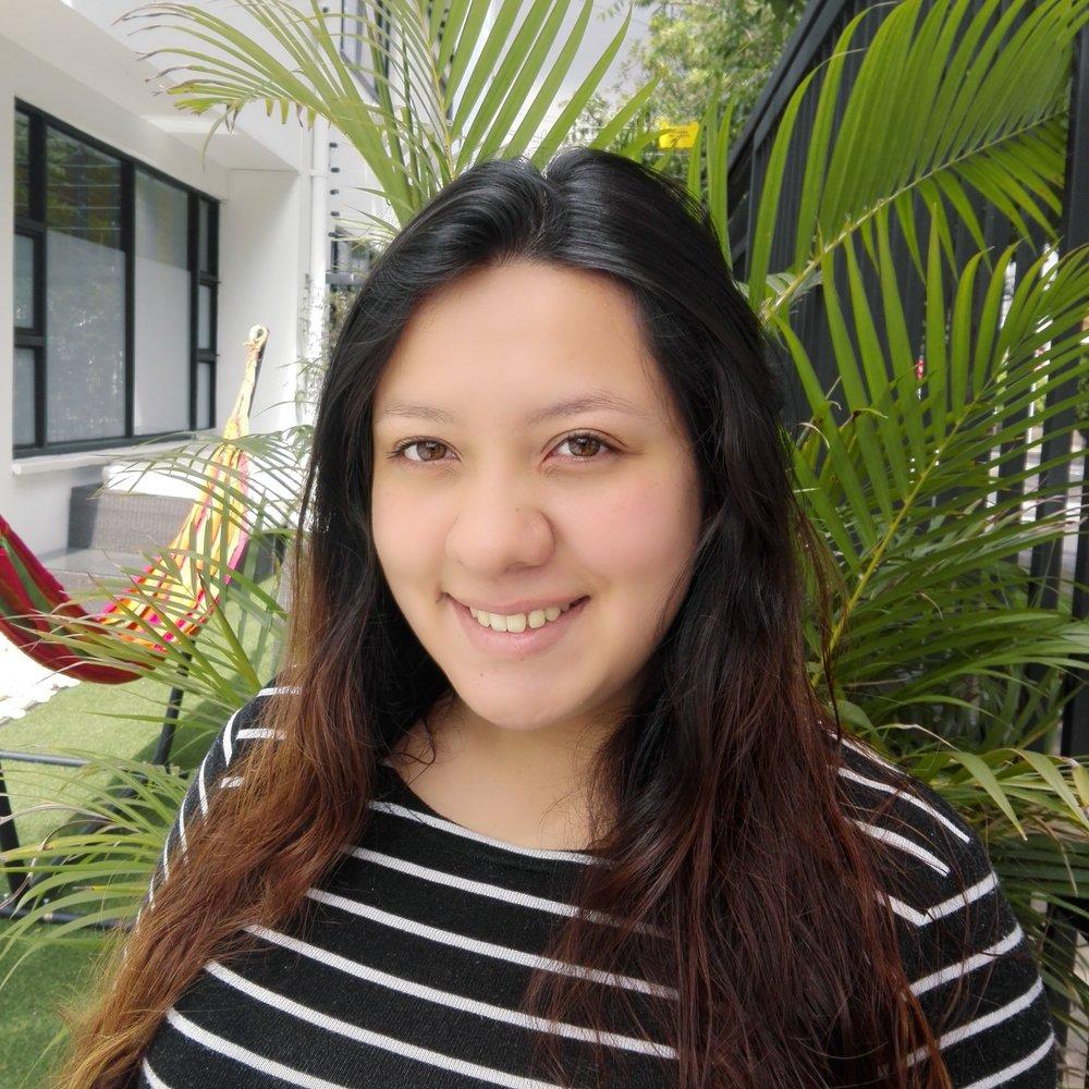 Rocío Pérez   People Operations Coordinator  bio.torre.co/rocio_perez