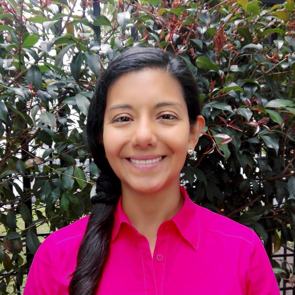 Ana Maria Diaz UX Testing Coordinator