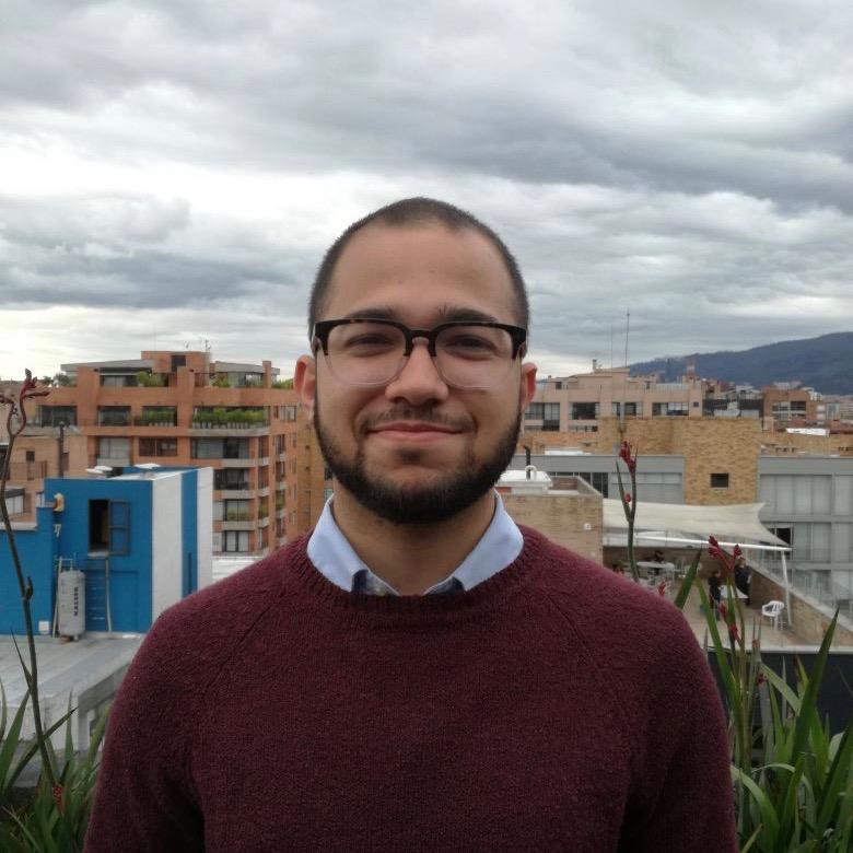 Juan Colmenares Growth Marketer, Voice123 https://bio.torre.co/juancolmenares
