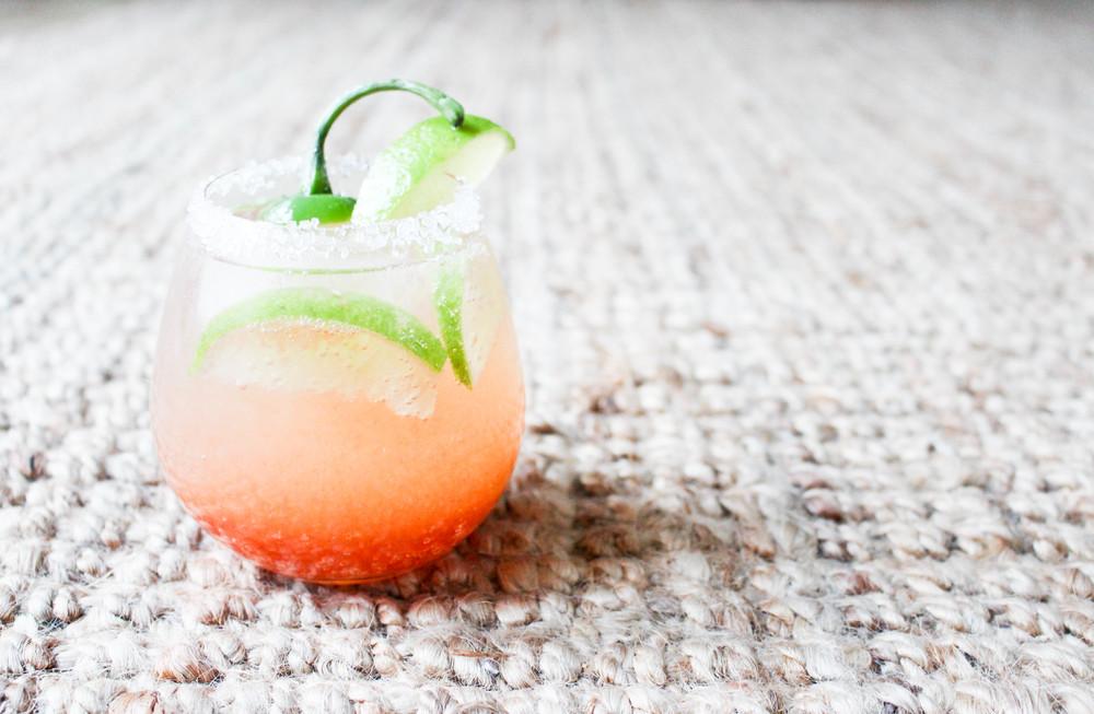 Jalapeno Tequila