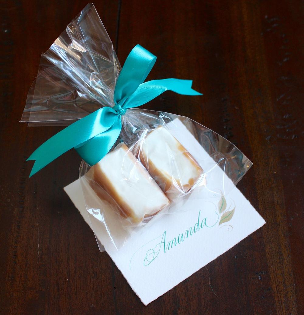 Marshmallow Caramels