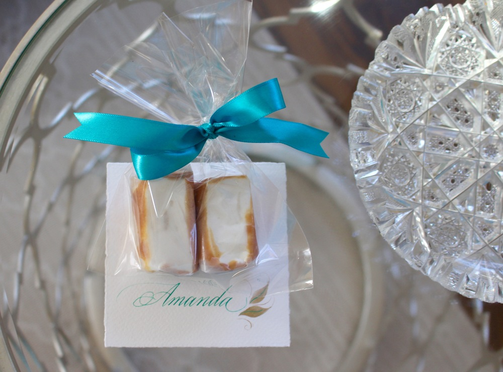 Amanda's Bridal Favors