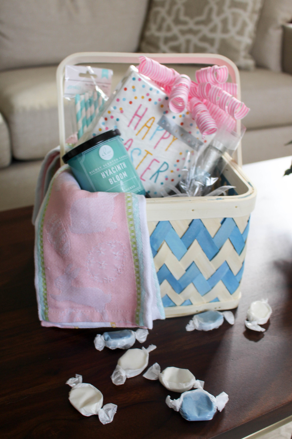 Girly Easter Basket