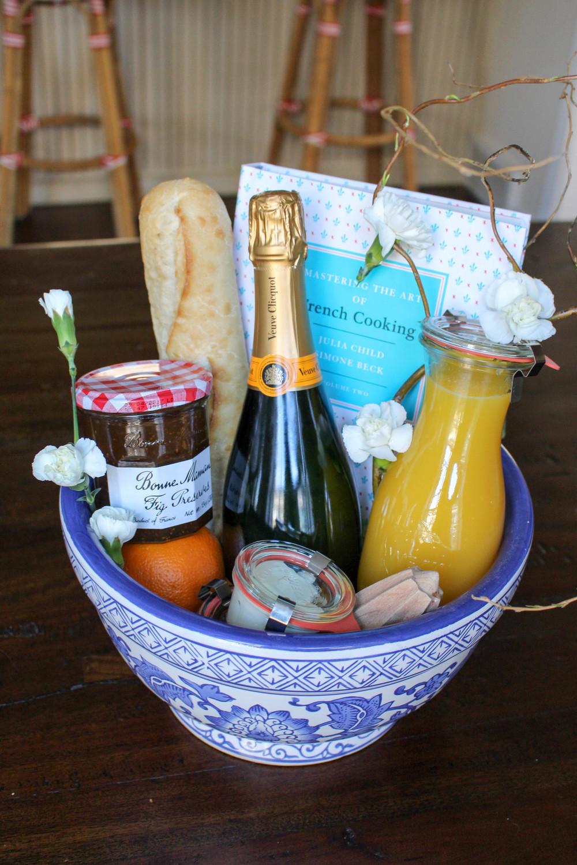 Martha Stewart Gift Basket
