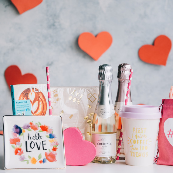 Valentine's Gifts on Martha Stewart