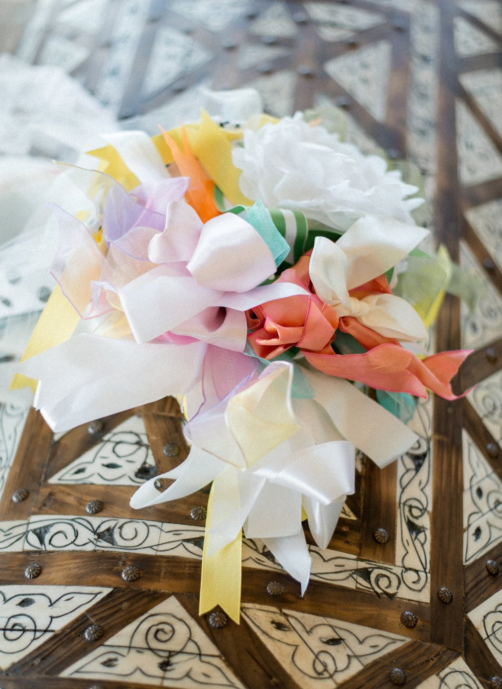 Ribbon Boquet