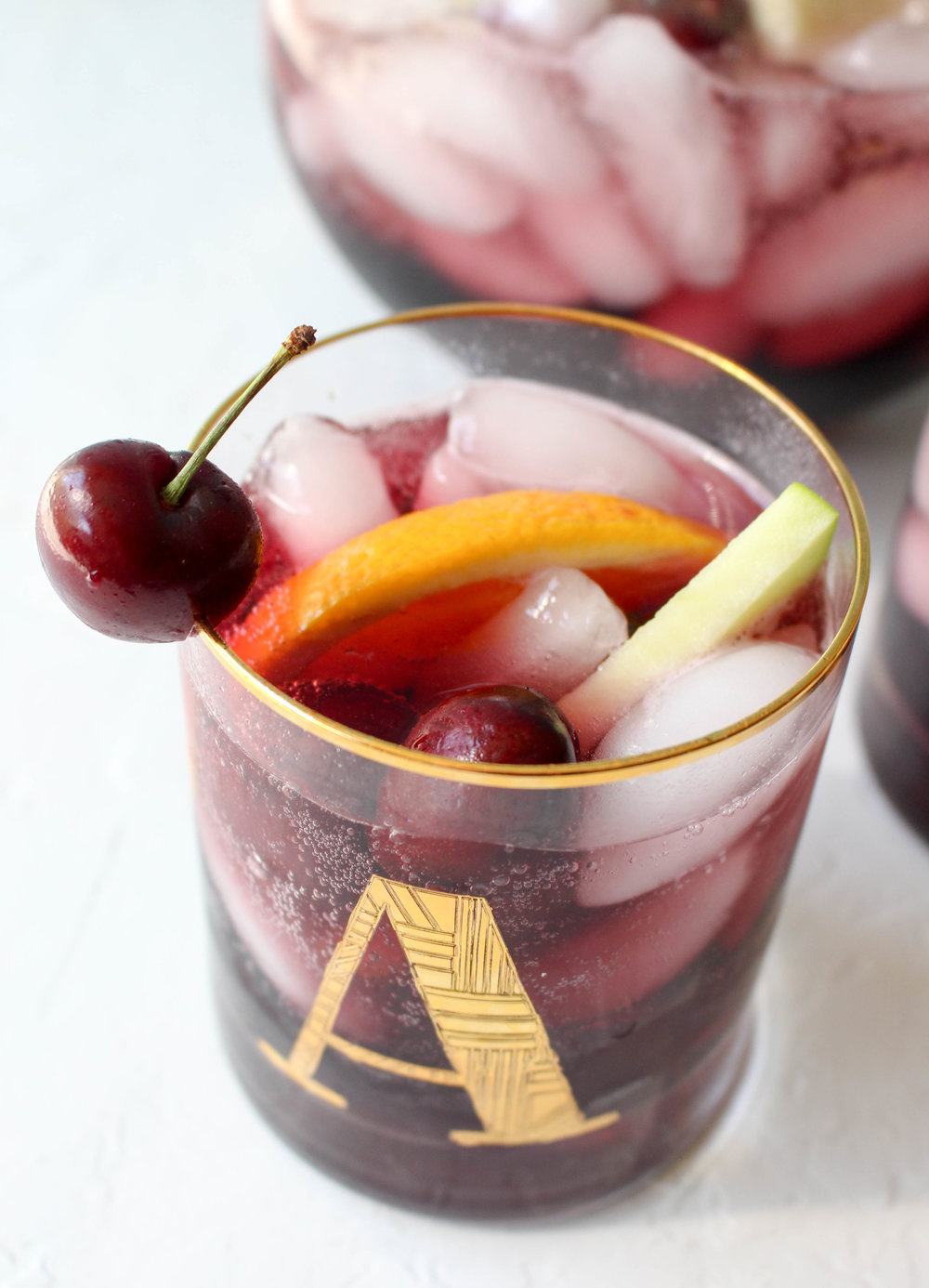 Cherry Orange Sangria