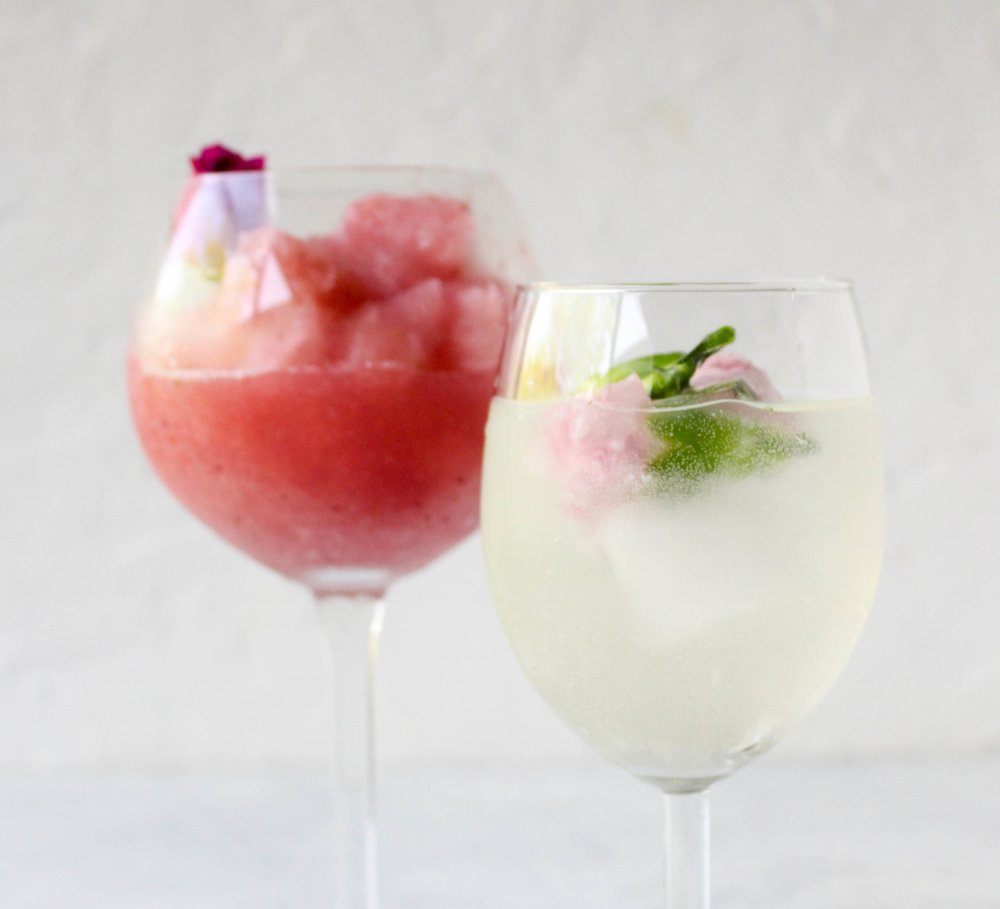 Non-Alcoholic Spritzers