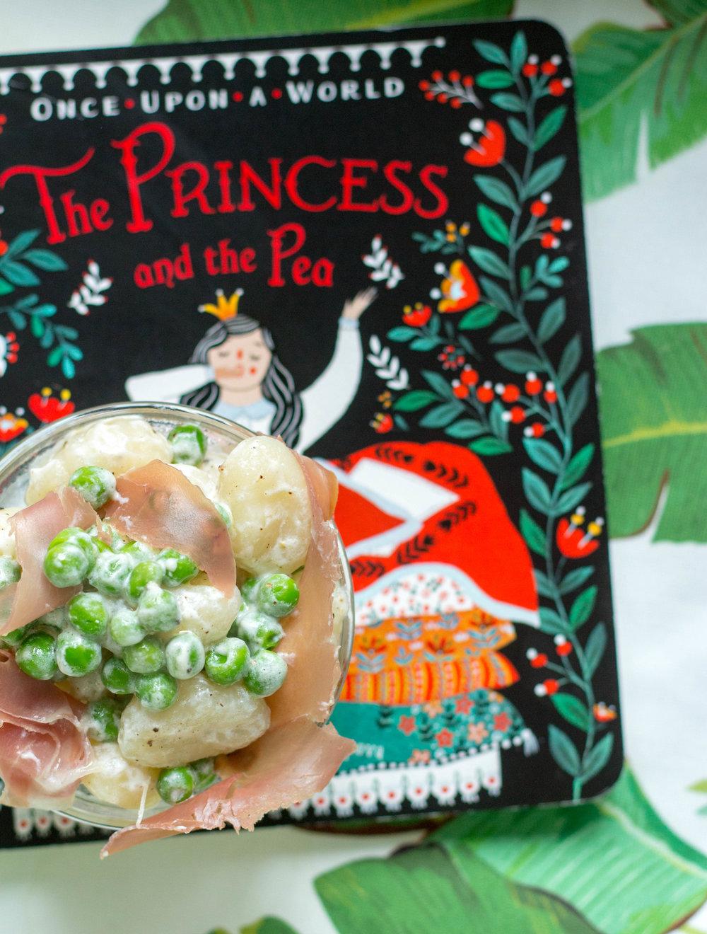 The Royal Wedding Princess and the Pea