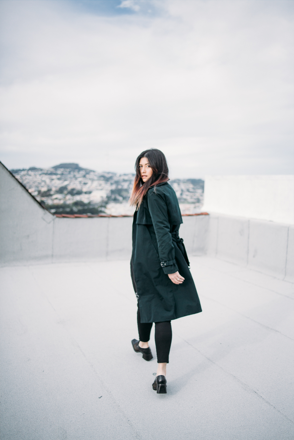melissademata.com | The Perfect Trench Coat